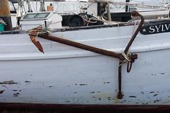 Anchor (desert11sailor) Tags: sylvinawbeal schooner gloucester sailboat harbor haroldburnham