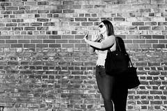 IMG_9507m (JetBlakInk) Tags: brixton magichour shadow subject2ground women pov streetphotography
