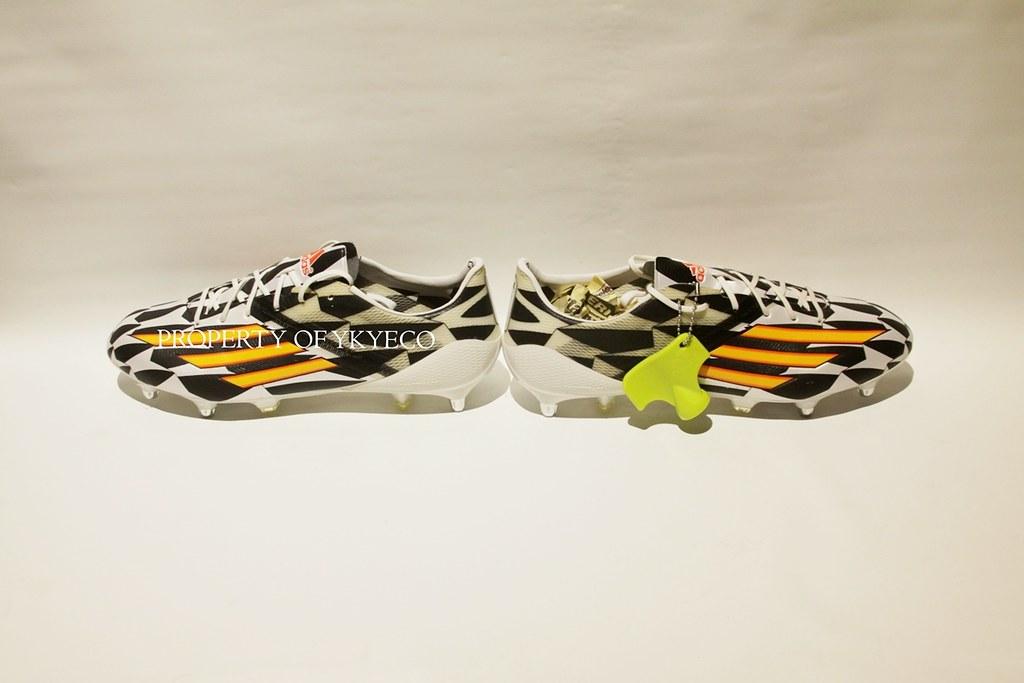28a70e8606bf -F50 ADIZERO SG BATTLE PACK- ADIDAS OFFICIAL FIFA WORLD CUP 2014 FOOTBALL  BOOTS 02