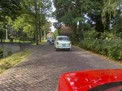 Oldtimerdag Medemblik 2018 (Okke Groot - in tekst en beeld) Tags: am9568 beukenlaan twisk dafdaffodil30 nederland