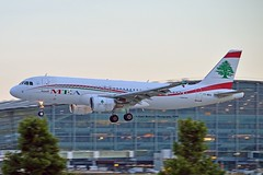 MEA Middle East Airlines T7-MRA Airbus A320-214 cn/5162 @ EGLL / LHR 27-05-2018 (Nabil Molinari Photography) Tags: mea middle east airlines t7mra airbus a320214 cn5162 egll lhr 27052018