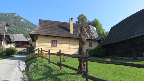 20180921-22 Vlkolínec » Village typique (XIV), UNESCO
