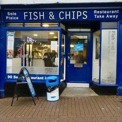 Sole Place Fish & Chips: Truro (Mike Cook 67) Tags: