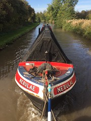 Nebulae (alanb246) Tags: workingboats boats coventrycanal harlandandwolf workingboat smallwoolwich butty nebulae