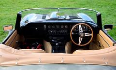 York Classic Car Show 2018 (Jonathan Makin Photography) Tags: classic car cars vintage retro vehicle event show york uk england yorkshire old historic transport transportation jaguar e type