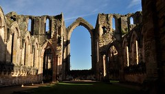 The Alter Window (Maria .... on here to learn and be inspired.) Tags: alter chuch ruins ruin abbey buildings outdoors
