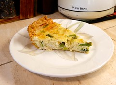 Crab Quiche (Key West Wedding Photography) Tags: quiche crab crabquiche food seafood iatethis keywest florida cayobo helenbo asparagus