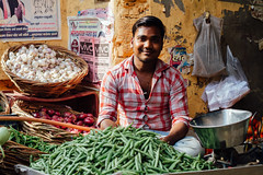 Vegetable Vendor, Uttar Pradesh India (AdamCohn) Tags: adam cohn uttar pradesh india mathura vrindavan holi wwwadamcohncom adamcohn uttarpradesh