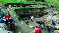 Vindolanda_04_141600RT (Old Fine Art) Tags: vindolanda hadrian hadrianswall roman northumbria england archaeology dig
