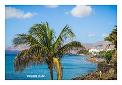Puerto del Carmen - G16 2018-3331b (ROBERTO VILLAR -PHOTOGRAPHY-) Tags: photografikarv lzphotografika lanzarotephotográfika imagenesdelanzarote fotosdelanzarote photobank mejorconunafoto playas puertodelcarmen canong16
