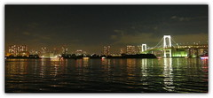 Tokyo Bay,Japan (terryquinn555) Tags: tokyo rainbowbridge japan