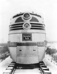 CB&Q E5 9910A (Chuck Zeiler) Tags: cbq e5 9910a burlington railroad emd emc locomotive lagrange train chz