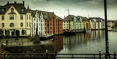 Day 7  Alesund  Norway  _322 (Anthony Britton) Tags: 1122mlens 18150mlens 55200mlens cruise 2018 england germany norway faro islands iceland scotland northern ireland grass water building sky road city hill tree landscape mountain bergen sea boat ocean canon eso m5 canonesom5 canon5dmk4 24105lens