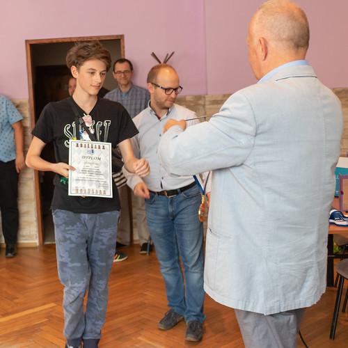 Grand Prix Spółdzielni Mieszkaniowej w Szachach Turniej VII-161