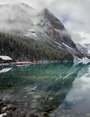 Lake Louise (FramptonComesAlive) Tags: 2018 banff bc bowriver canada highway1 hwy1 jwframptonphotography lakelouise september alberta reflection lake fall