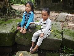 180727-057 L'enfance volée (clamato39) Tags: cambodge cambodia angkor asia asie portrait enfants children voyage trip
