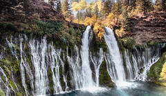 Falls_119931h (gpferd) Tags: hdr highdynamicrange water waterfall burney california unitedstates us