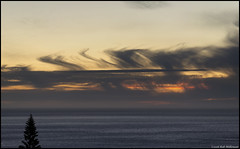 (Rob Millenaar) Tags: southafrica campsbay sunset scenery landscape clouds evening