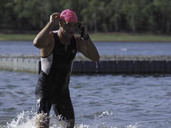 "Cairns Crocs Lake Tinaroo Triathlon-Swim Leg • <a style=""font-size:0.8em;"" href=""http://www.flickr.com/photos/146187037@N03/44678562615/"" target=""_blank"">View on Flickr</a>"