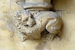 Westminster Abbey Lion (lwdphoto) Tags: english britian british lion england lancewadeduffin lance duffin lanceduffin nikon nikondigital nikond200 d200 photography london westminster westminsterabbey architecture