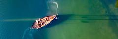 DJI_0032 (gael.lebrun56) Tags: bridge brittany bretagne pont suspendu sea mer marée drone