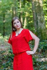 IMG_9379 (fab spotter) Tags: younggirl portrait forest levitation brenizer extérieur lumièrenaturelle