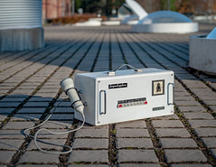 Impulsaphon (Mikael Neiberg) Tags: oldmachine meter radiation vintage artefact artefactfotography