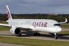 Airbus A350-941 A7-ALI Qatar Airways (Mark McEwan) Tags: airbus a350 a350941 a7ali qatar qatarairways aviation aircraft airplane airliner edi edinburghairport edinburgh