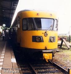 1997 DE2-163 (HenryTransport) Tags: spoor spoorwegen treinen trains railways kamperlijntje de2