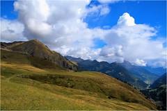 landscape........... (atsjebosma) Tags: landschap gras wolken clouds atsjebosma bergen gotthardpass pas september 2018 weg ngc coth coth5