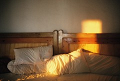 (nikki.lake) Tags: sheets bed analogue analog morning southafrica sunrise light film kodakportra400 kodakportra portra400 portra 35mm canonae1