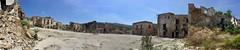 Ruderi di Poggioreale - piazza Elimo (costagar51) Tags: poggioreale trapani sicilia sicily italia italy storia arte architettura terremoto anticando