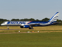 National Airlines | Boeing 757-28A | N176CA (MTV Aviation Photography (FlyingAnts)) Tags: national airlines boeing 75728a n176ca nationalairlines boeing75728a londonstansted stansted stn egss canon canon7d canon7dmkii