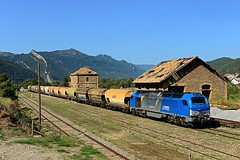 Cerealero Martorell - Canfranc. (Félix_252) Tags: comsa cereal canfranc 335