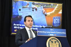 Governor Cuomo Announces $20 Million to Combat MS-13 Gang Violence on Long Island (governorandrewcuomo) Tags: budgetdirectorrobertmujica governorandrewmcuomo newyorkstate terrorism ms13 gangviolence longisland suffolkcounty nassaucounty newyorkstateparks brentwood newyork unitedstatesofamerica