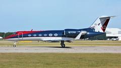 N777KK (AnDyMHoLdEn) Tags: gulfstream egcc airport manchester manchesterairport 23l