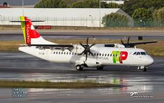 TAP Express (Guilherme_Martinez) Tags: lisboa love lisbon me hobbie aircraft planespotting passion portugal clouds cool sky summer sun sunset like lovers