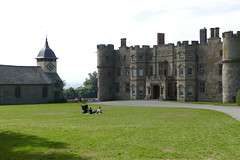 Photo of Croft Castle and Chapel