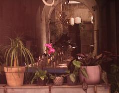 La Menagere (eskstreetph) Tags: canon eos550d kseniaeskstreet beginner menagere florence restaurant ambient green cool