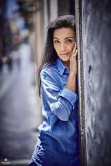 Tenderness (carlos.odeh) Tags: exteriores portrait portraiture woman nikon d810 85mm beauty
