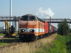 RFO 9802 (jvr440) Tags: trein train spoorwegen railroad railways amsterdam houtrakpolder hld62 rfo rail force one