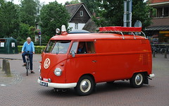 1962 Volkswagen T1 Transporter BE-60-21 (Stollie1) Tags: 1962 volkswagen t1 transporter be6021 laren