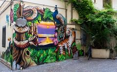 Rimini murales 2 (berightbackblog) Tags: rimini romagna emiliaromagna italia italy mare streetart