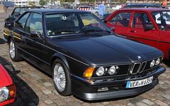 635 CSi (Schwanzus_Longus) Tags: bremen schuppen 1 eins german germany old classic vintage car vehicle coupe coupé bmw 635csi 635 csi