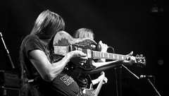 '77 (Seventy Seven)  - Rock seventies / Espagne (Philippe Haumesser Photographies (+ 6000 000 view)) Tags: music musique concert live scène stage groupe band rockband rock noiret blanc blackandwhite 169 peoples sonyilce6000 sony 2018