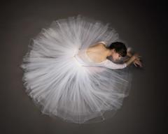 Hannah (Photography of Dance) Tags: ballerina ballet pointeshoe leotard girl youngballerina beautiful paulcbuff einsteins nikon d850 savagepaper pointeshoes tutu silverefx
