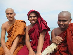 Buddhists on the Boat
