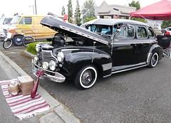 1941 Chevrolet (bballchico) Tags: 1941 chevrolet specialdeluxe sedan 4door davidortegajr meleenaortega bomb lowrider blacktoprebelscarshow carshow