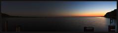 Müggelsee Panorama (MLursus) Tags: mlursus 2018 berlin müggelsee rübezahl schwan canon eos 50d morgendämmerung dawn sunrise earlybird