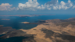 Limnos From Above (North Aegean Greece)  (Panasonic Lumix LX15 Compact) (1 of 1) (markdbaynham) Tags: greece greek aerial fromabove greekisland hellas hellenic flying grecia greka aegean panasonic panasoniclumix panasoniccompact lx10 lx15 dmclx15 dmclx 1 1inch oneinch oneinchsensor lumix lumixer compact highendcompact fixedlens fixedzoom lemnos limnos